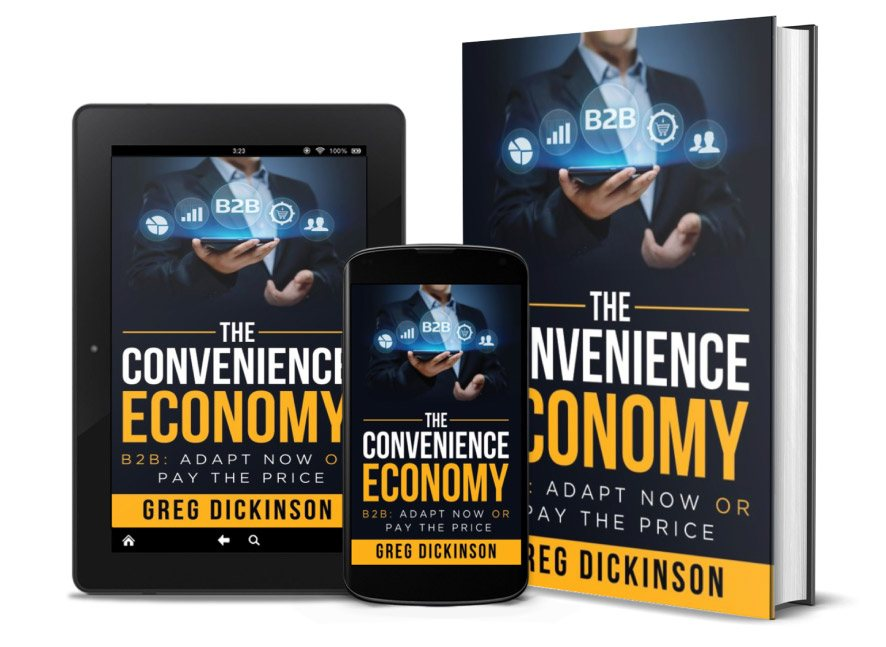 The Convenience Economy by Greg Dickinson